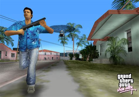 gta place vice city ps screenshots