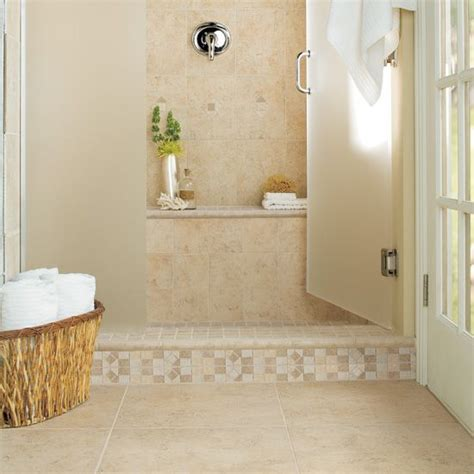 6x6 bathroom details photo features brixton sand 9x12 6x6 wall tile