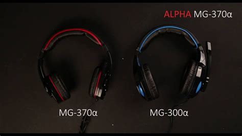 Alcatroz Alpha Mg 370a Headset alcatroz alpha mg300 mg370 gaming headset unboxing