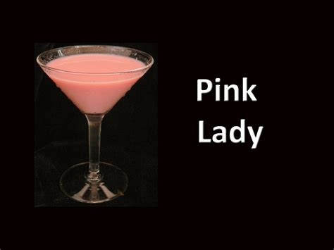 pink lady cocktail pink lady cocktail drink recipe youtube