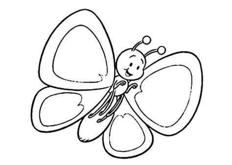cartoon butterfly coloring pages coloring pages