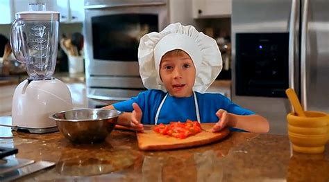kitchen show the reason kids shouldn t cook unsupervised humor bit