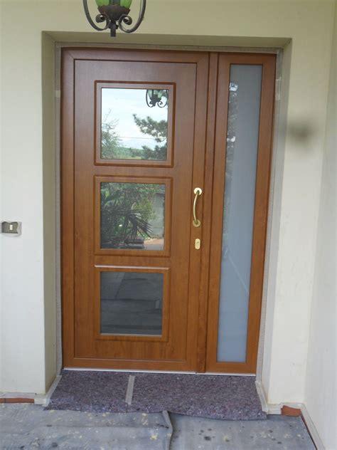 portoncini d ingresso in pvc portoncino pvc 3 vetri lesizza serramenti