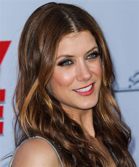 kate walsh medium layered cut medium layered cut lookbook kate walsh long wavy casual hairstyle medium brunette