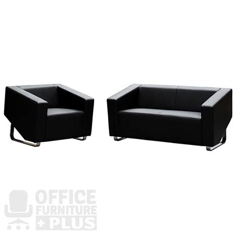 cube office furniture cube lounge one seater reception seating office furniture plus