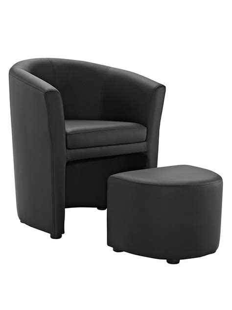Modern Chair And Ottoman Set by Sequence Chair And Ottoman Set Modern Furniture