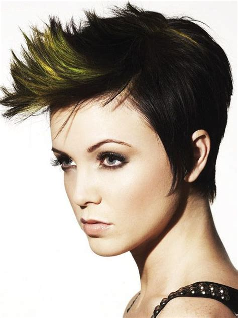 punk hairstyles definition 1000 images about short punk hairstyles for women on