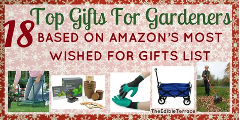 Amazon S Top 18 Most Wished For Gifts For Vegetable Gardeners Gifts For Vegetable Gardeners