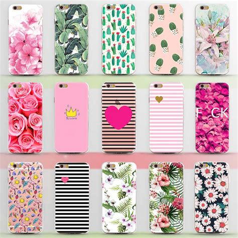 new arrival ultrathin soft tpu for iphone 6 6s 7