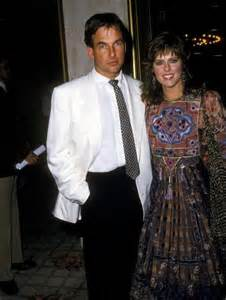 pam dawber and mark harmon people pinterest photos