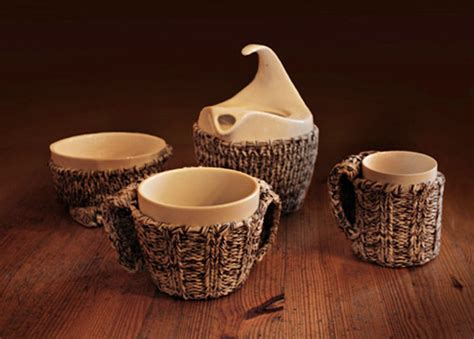 knitted cup holder knitted and crocheted accessories cup heaters and