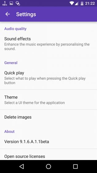 sensme apk beta update 9 1 6 a 1 1beta brings new icon and removes sensme xperia
