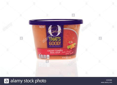 oprah winfrey soup o thats good stock photos o thats good stock images alamy