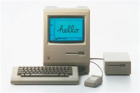 Mac Komputer the history of the apple macintosh mac history