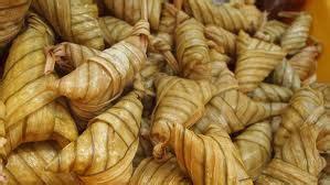 uniknya malaysia makanan masyarakat melayu ketupat