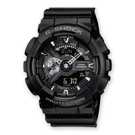 Casio Gshock Ga 110 ga 110 1ber g shock casio shop it