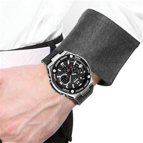jual jam tangan pria original anti air keren jam tangan