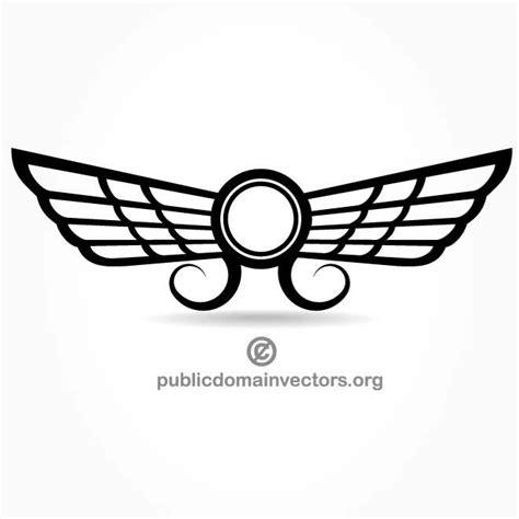 Kaos Nascar Logo 1 asas estilo tribal vector fa 231 a o em vectorportal
