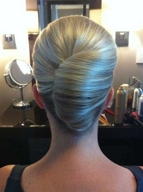 hair in a french roll 15 french hair bun pictures hairstyles haircuts 2016