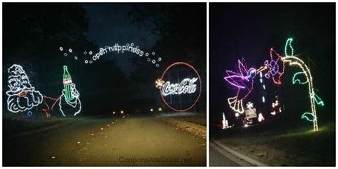 Atlanta Attractions Lanier Islands Christmas And Lanier Lake Lanier Lights Coupon