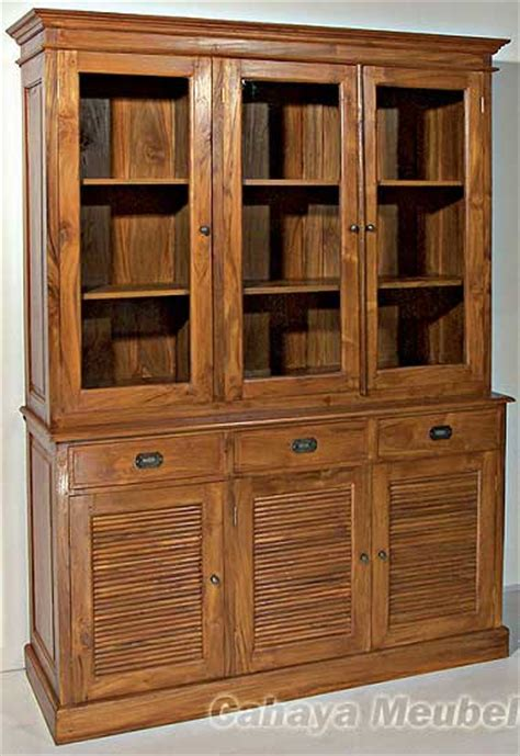 lemari buku minimalis kayu jati jepara rak buku minimalis jati jepara cahaya mebel jepara