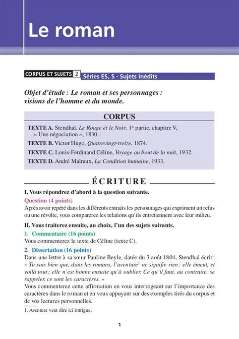 Dissertation Dans Quelle Mesure Le Personnage De by Sujet Dissertation Madame Bovary