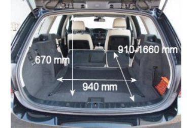 Bmw 3er Touring Kofferraum Ma E by Adac Auto Test Bmw 320d Touring Blueperformance Edition