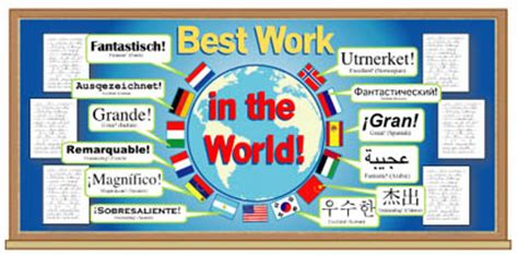 best board in the world bulletin boards that teach best work in the world