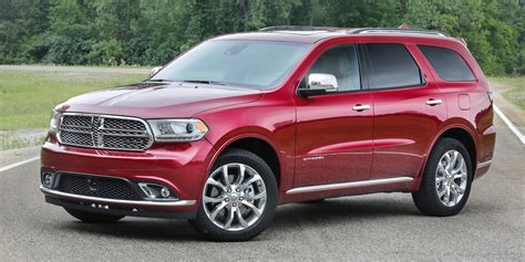 Reviews Of Dodge Durango by 2016 Dodge Durango Review