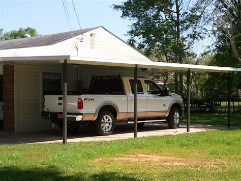 Aluminum Carport Kits by Metal Carports Prices Home Depot Carport Garage Kits How