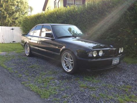 bmw 535i 1990 for sale find used 1990 bmw 535i dinan turbocharged 5 speed manual