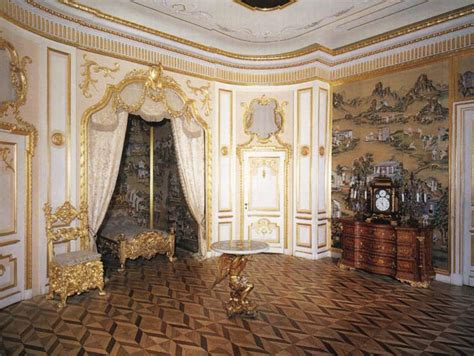 The Crown Room by The Great Peterhof Palace The State Bedroom Or The Crown