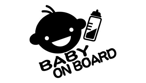 Baby On Board Aufkleber by Baby On Board