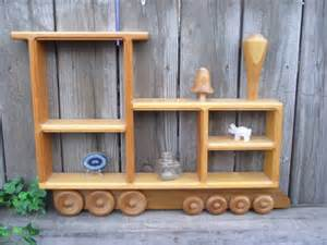 Thomas The Tank Engine Bookcase Wood Train Shelf Thomas The Tank Engine Shadow Box