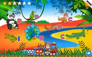 Nursery Jungle Wall Stickers reading phonics train school android apps on google play