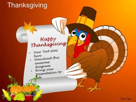 Food Drive Templates That Can Be Modified Myideasbedroom Com Free Thanksgiving Powerpoint Templates