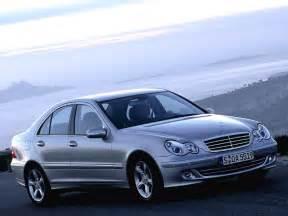 2003 Mercedes C230 Kompressor 2003 2005 Mercedes C230 Kompressor Modern Racer