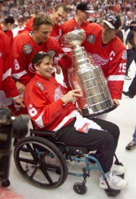 House Builder Game by Red Wings Reflect On Konstantinov S Accident Houston