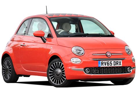 Fiats Cars Fiat 500 Hatchback Review Carbuyer