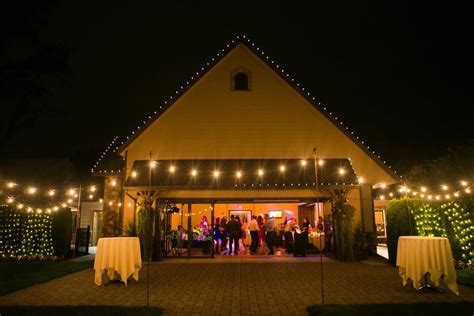 Incredible Features of the Outdoor Wedding Venues Portland