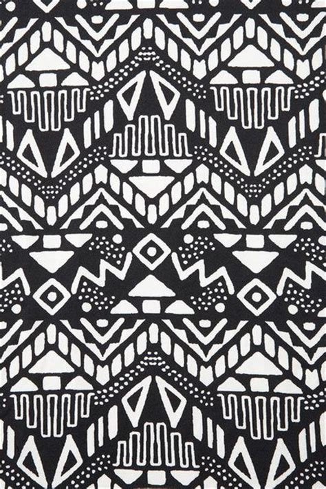black and white aztec pattern fabric aztec patterns aztec and black and white on pinterest