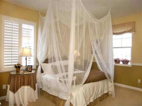 bed canopy ideas photos hgtv