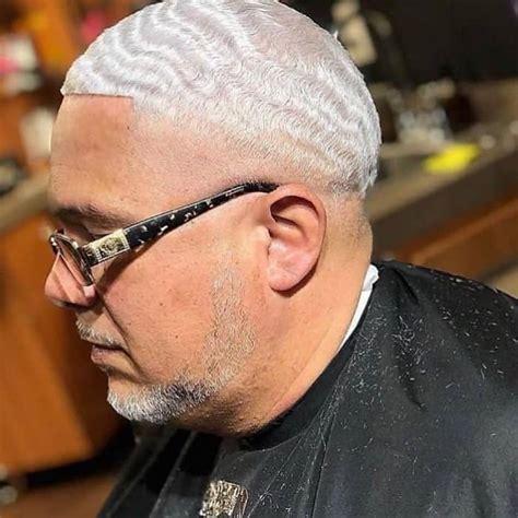respectful short hairstyles  older men  cool
