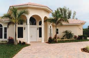 Spanish For House The Beauty Of Spanish Style Stucco Homes Infobarrel
