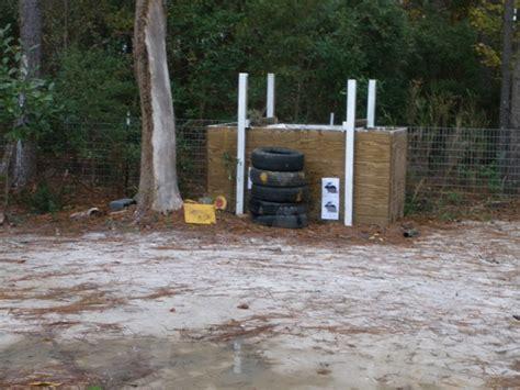 backyard shooting range triyae com backyard archery range backstop various