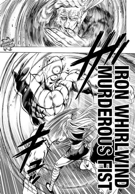 Read Onepunch Man Chapter 131 - MyMangaList
