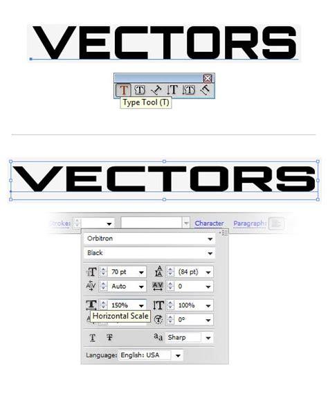 tutorial illustrator metal effect illustrator tutorial rusty metal text effect