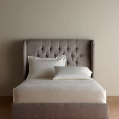 where to buy cheap headboards alexis wingback headboard queen the company store from
