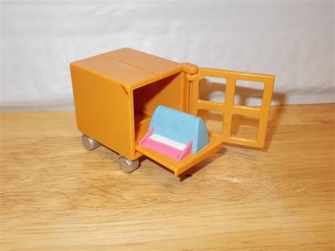 fisher price doll house furniture fisher price loving family computer printer cabinet dollhouse furniture part ebay