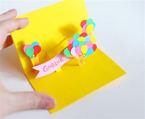 pop up greeting card tutorials el taller de nole como hacer tarjetas pop up